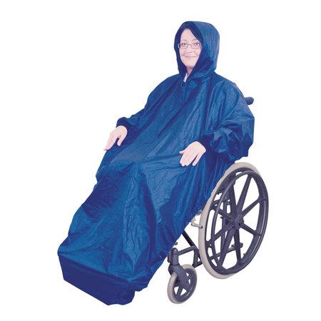 Aidapt Aidapt VA127ST regenpak met fleece voor in de rolstoel