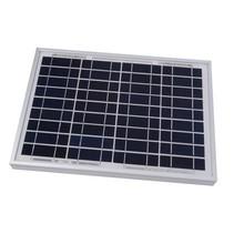 Velleman SOL10P polykristal zonnepaneel 10 watt 12 volt