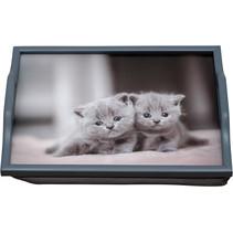 St Helens GH102 dienblad met kussen schoottafel - kittens design