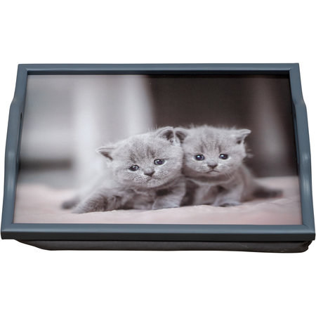 St Helens St Helens GH102 dienblad met kussen schoottafel - kittens design