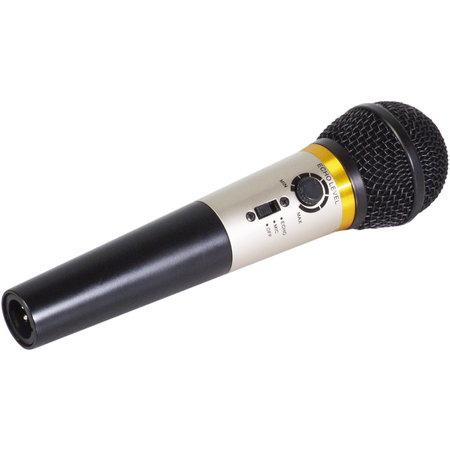 MR Entertainer Mr Entertainer G158Y karaoke microfoon met echo