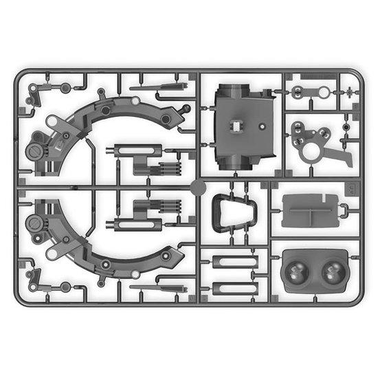 Velleman Velleman KSR19 robot kit 5 in 1 instelbaar