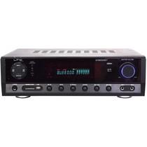 LTC audio ATM6500BT versterker met bluetooth USB SD en tuner
