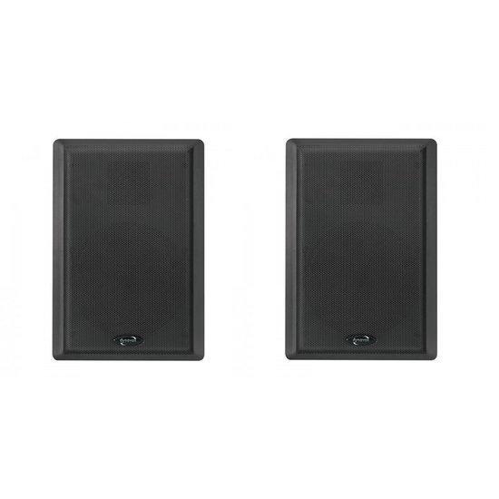 Dynavox Dynavox WS-502 platte luidspreker set 40 watt - zwart