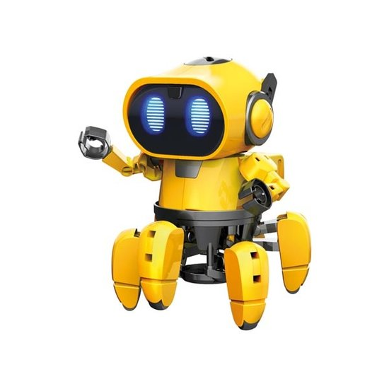 Velleman Velleman KSR18 Tobbie de robot bouwpakket