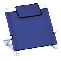 Verstelbare rugsteun voor in bed of in de tuin - Blauw