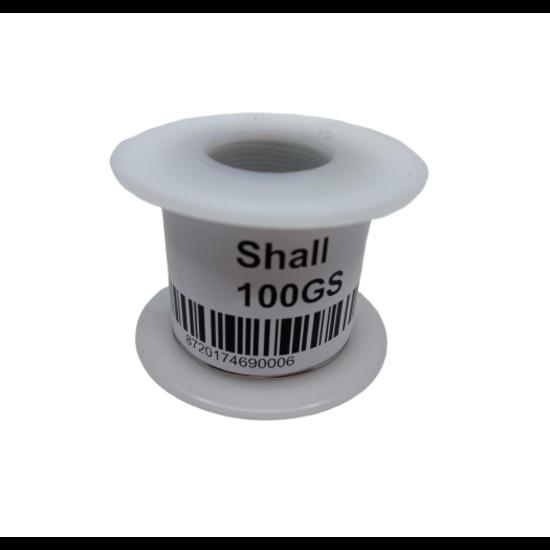 SHALL Shall 100GS 100 gram 100 soldeertin 1 mm
