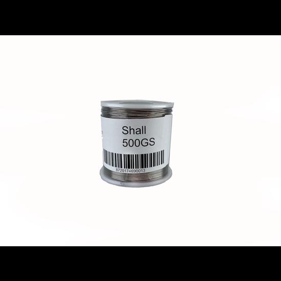 SHALL Shall 500GS soldeertin 500 gram 0,8 mm