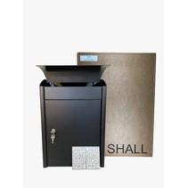 Shall DP5 dropbox voor kleine pakketten pakketbrievenbus