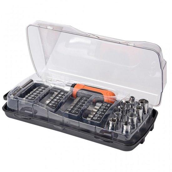 Blanko FX tools schroevendraaier bit set 36 stuks