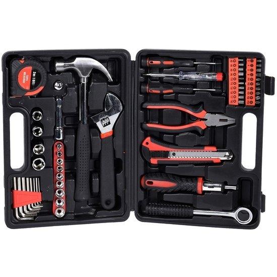 Blanko FX tools gereedschapsset 53 delig