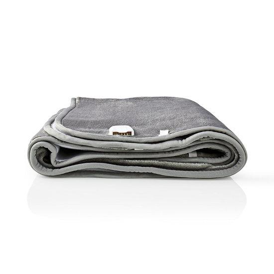 Nedis Nedis elektrische deken 150 x 80 cm 9 warmte standen