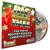 Mr entertainer karaoke CDG met kerst hits - 2 cd's