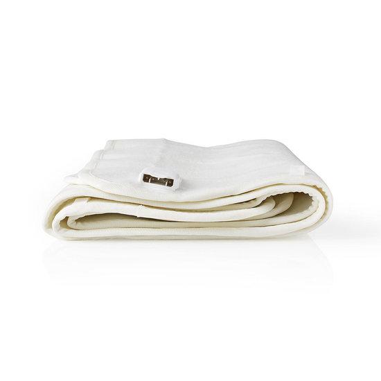 Nedis Nedis elektrische deken met 3 warmte standen - 80 x 150 cm