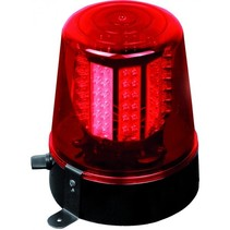 Ibiza JDL010R-LED XL LED zwaailamp in het rood