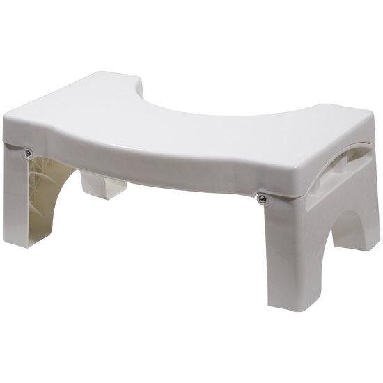 Aidapt ToiletSquat Toiletkrukje - Toiletkruk - WC krukje - opvouwbaar