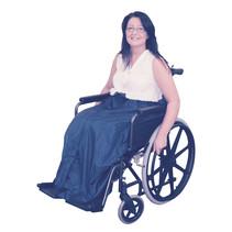 Waterdichte rolstoel voetenzak met fleece 100% wind & waterdicht
