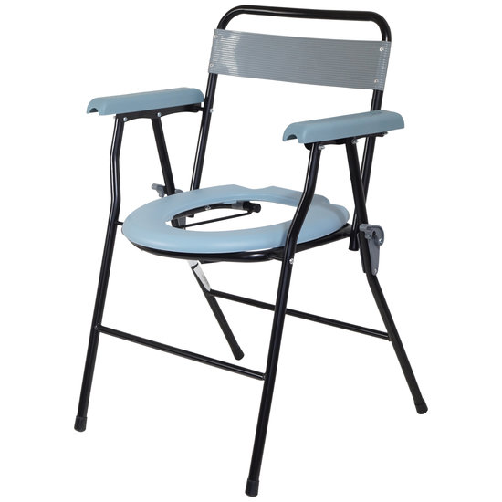 Aidapt Aidapt toiletstoel po-stoel inklapbaar lichtgewicht