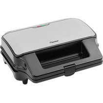 Bestron ASG90XXL contactgrill 3 in 1 RVS