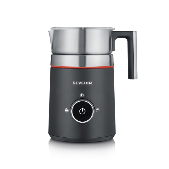 Severin Severin SM3585 Elektrische Melkopschuimer 500 ml RVS/Zwart