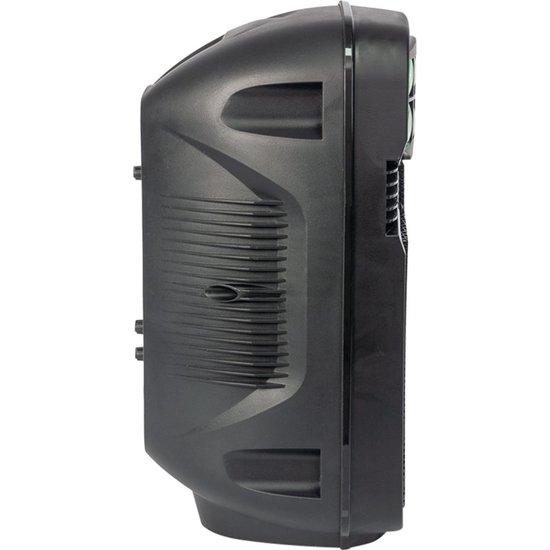 Party PARTY 8 inch Speaker met LED Lichteffect met ingebouwde accu