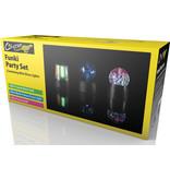 Cheetah Cheetah Funki LED Party Set Mini Disco Lights