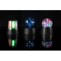 Cheetah Funki LED Party Set Mini Disco Lights