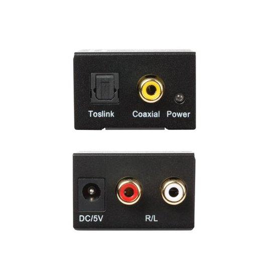 HQ POWER Hq-Power Digitaal Naar Analoog Audio-convertor