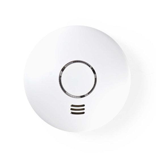 Nedis Nedis Smartlife slimme rookmelder met Wi-Fi