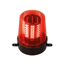 HQ POWER LED zwaailamp rood