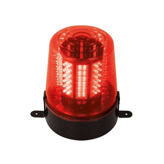 HQ POWER HQ POWER LED zwaailamp rood