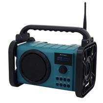 Soundmaster DAB80 bouwradio met DAB + / FM Bluetooth en Li-Ion accu