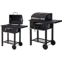 Vaggan barbecue houtskoolbrander