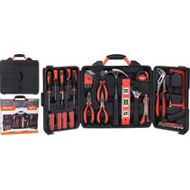FX Tools gereedschapskoffer 76 delig met gereedschap