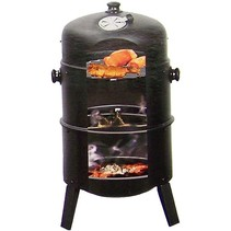 Barbecue rookoven smoker grill