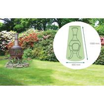 Terrashaard hoes - waterdicht - groen
