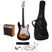 Johnny Brook JB406 Sunburst electrische gitaar set