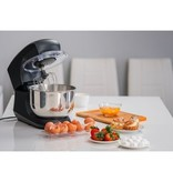 Teesa Teesa TSA3545B - Keukenmachine Easy Cook Single, zwart