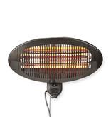 Nedis Nedis Terrasverwarmer 2000 Watt Muurbevestiging