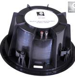 E-audio E-Audio B412BB waterbestendige zwarte plafondspeakers 20 cm 180 watt