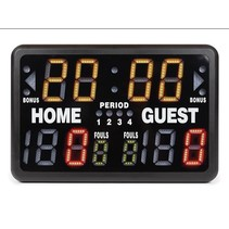 Perel WC201 digitaal scorebord voor diverse sporten