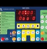 Velleman Perel WC201 digitaal scorebord voor diverse sporten