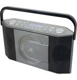 Soundmaster Soundmaster RCD1770AN Koffer DAB+, FM radio met CD speler