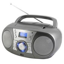 Soundmaster SCD1800TI DAB+ Boombox met CD/MP3 speler, Bluetooth & USB