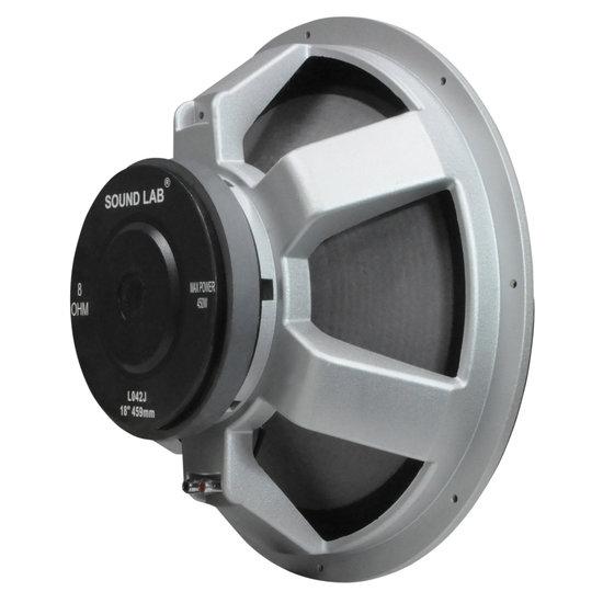 Soundlab Soundlab 18 inch woofer 450 Watt 8 Ohm