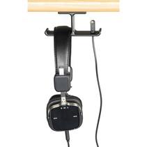 Dynavox compacte duo hoofdtelefoonhouder