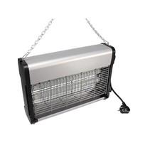 Perel elektrische insectenverdelger - 2 x 10 Watt - Geurloos - UV licht