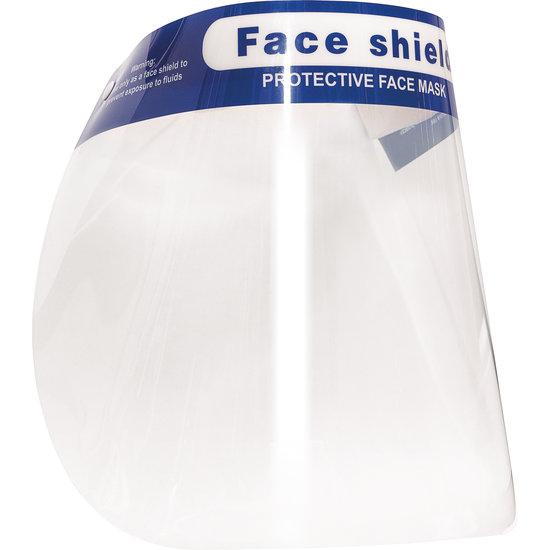 Aidapt Aidapt gezicht bescherm masker transparant