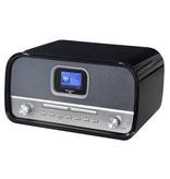 Soundmaster Soundmaster DAB970SW Stereo DAB+ radio, CD speler, bluetooth, en USB