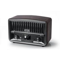 Muse M-135 DBT DAB+/FM radio met bluetooth in vintage stijl